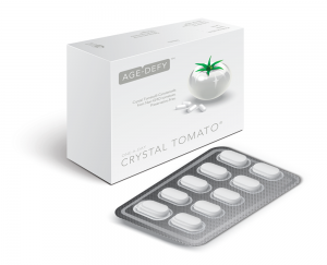 Crystal Tomato® supplements with blister pack